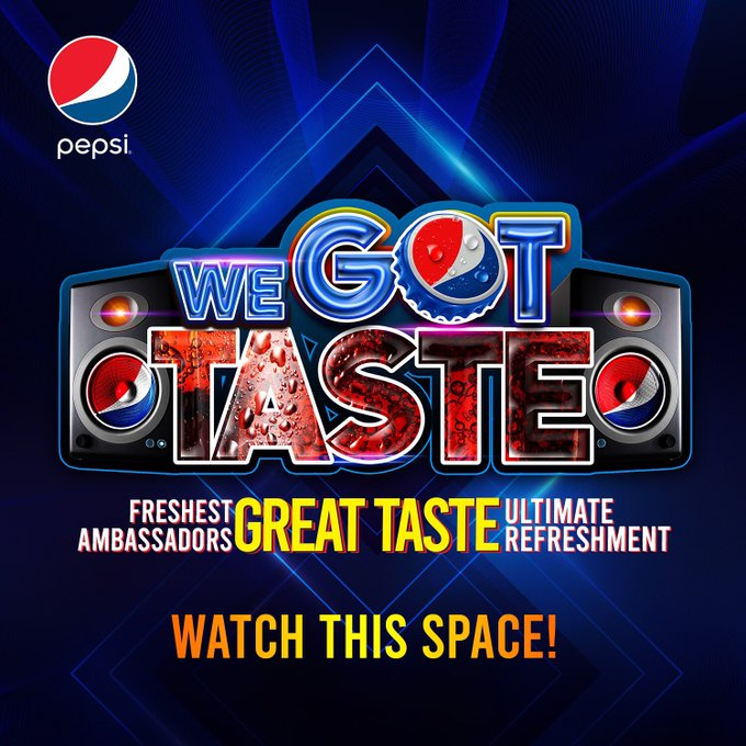 "Pepsi Unveils 'We Got Taste"" Campaign, Agenda for December - Brand Spur"