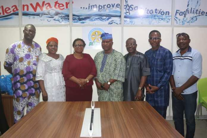 Lagos Water Regulatory Commission holds talks with Table Water Producers - Brand Spur
