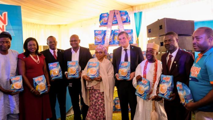 Nestlé Nigeria re-launches Golden Morn brand fortified with vitamins and minerals - Brand Spur
