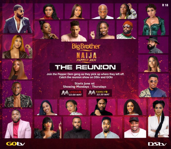 5 Things to Expect from the Pepper Dem Reunion Show - Brand Spur