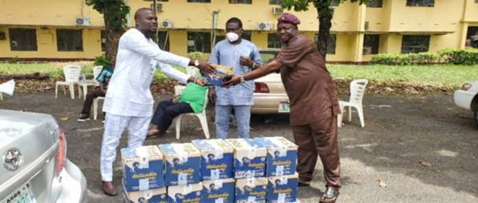 Chi Limited Provides Support For COVID-19 Relief Efforts (Photos) - Brand Spur
