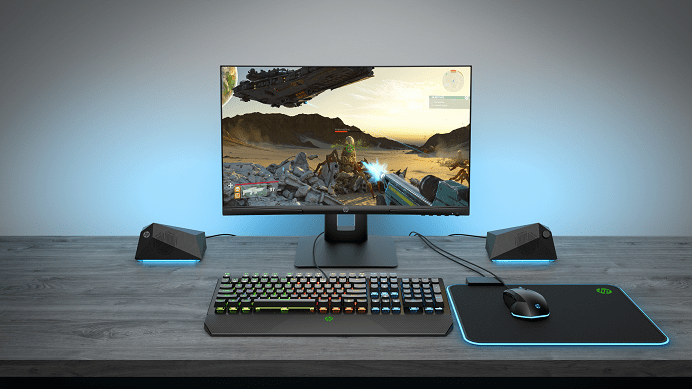 HP Unveils Hi-Tech Hardware, Accessories for Gamers - Brand Spur