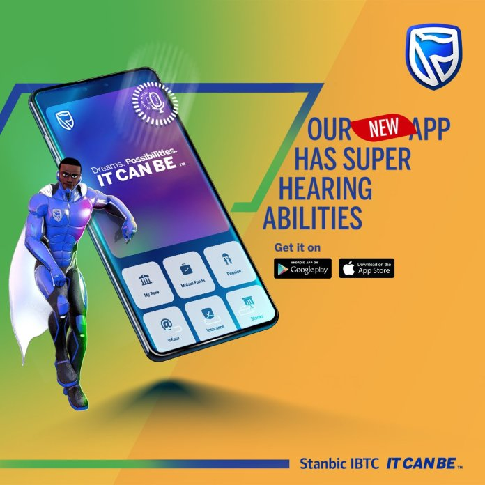Stanbic IBTC Unveils Upgraded Mobile App With Exciting Features - Brand Spur