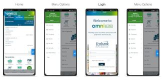 Ecobank Nigeria Launches Business Banking App - Omni Lite App