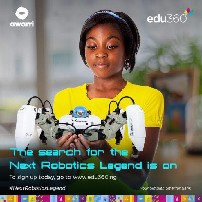 Next Robotics Legend: The Search for the Next Robotics Legend is on!!!