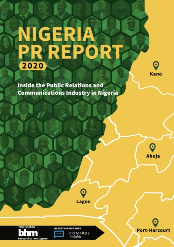 Over 50% of PR agencies in Nigeria Are Reporting Revenues Of Less Than N5 million - Report