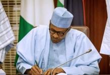President Buhari finalises Nigeria's membership in African Trade Insurance Agency (ATI)