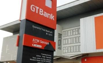 GTBank Board Meets Oct 21, Declares Closed Period