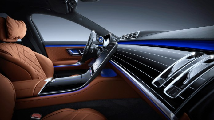 The new Mercedes-Benz S-Class: Automotive luxury experienced in a completely new way