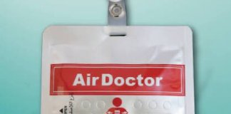 No evidence on benefit of 'AIR DOCTOR' tags against COVID-19, Says NCDC