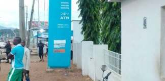 Tax Evasion: EKIRS seals off Union Bank over failure to pay N1.1m tax (Photos)
