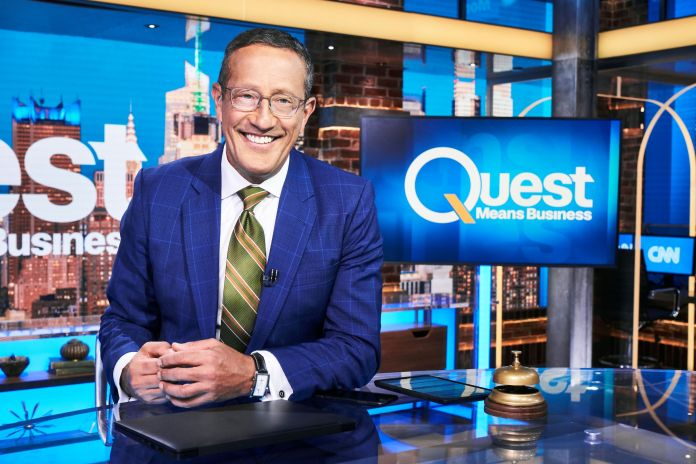 Richard Quest: After recovering from Covid-19, I thought I was safe. Now my antibodies are waning