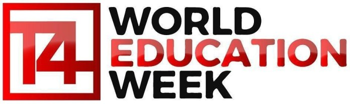 World Education Week schools demand support for resilience