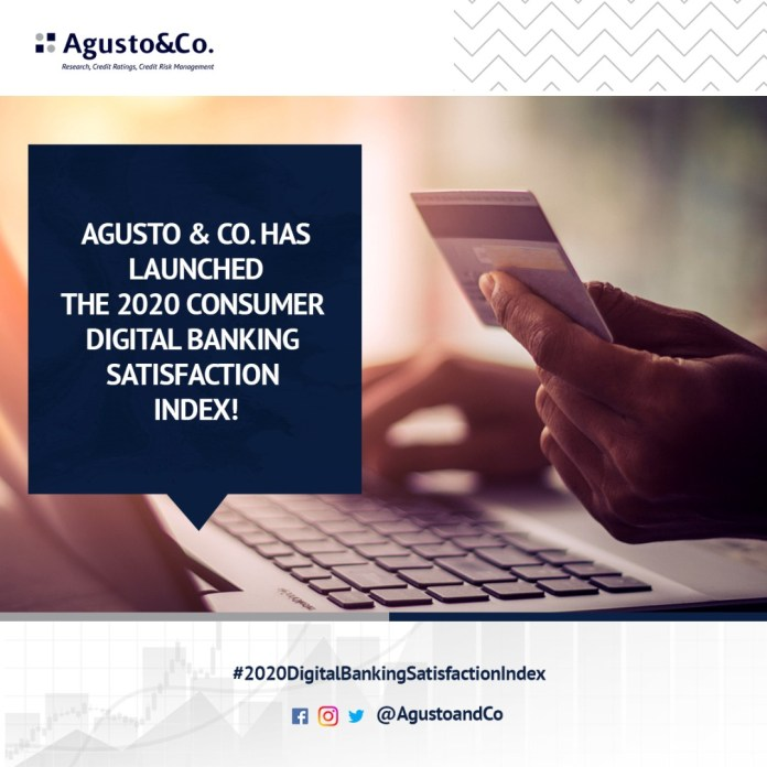 Agusto & Co Unveils its 2020 Consumer Digital Banking Satisfaction Survey