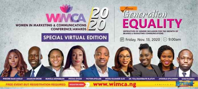 Brand Communicator Set To Hold WIMCA 2020 Nov. 13