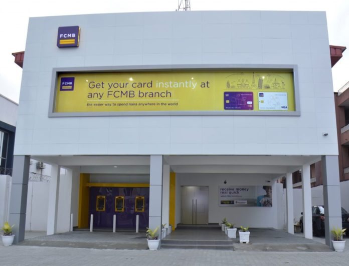 "FCMB wins ""Best SME Bank in Africa"" Award"
