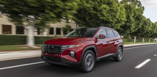 Hyundai Reveals All-New 2022 Tucson SUV Brandspurng