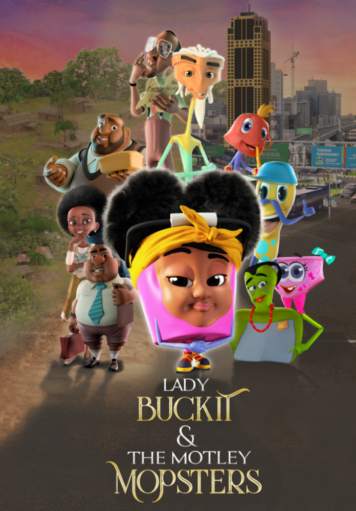Official Trailer For Nigeria's First Cinematic Feature-Length Animated Film Drops