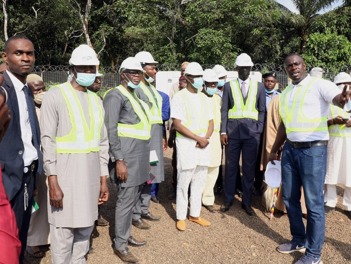 Solar Hybrid Mini-Grid: REA electrifies Ogun state community after 200 years (Photos) - Brand Spur
