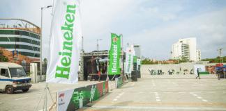5 Things You Missed From Heineken's Formula 1 Party Brandspurng