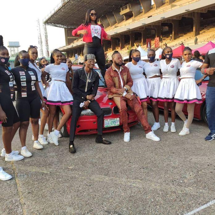 Antonio Sandouk crowned BETKING King of Drift at Lagos Autofest Brandspurng5