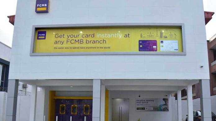FCMB Suspends Proposed N30Bn Commercial Paper Issuance Brandspurng