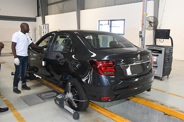 Coscharis Motors Debuts Renault Assembly Plant, Sales, Services Brandspurng