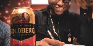 DJ Kaywise Joins The Omoluabi Family, Gets Goldberg Ambassadorial Deal Brandspurng1