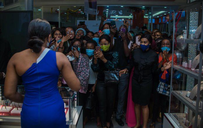 Swarovski Reveals Its Latest Sparkle Queen in the Nigerian Market