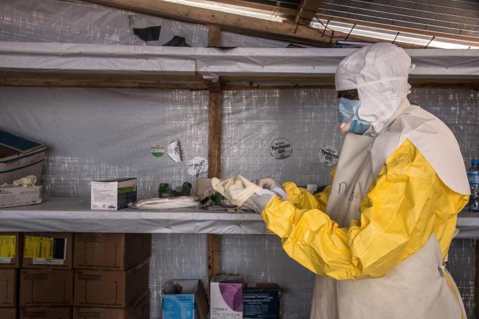 New Ebola outbreak declared in Guinea Brandspurng
