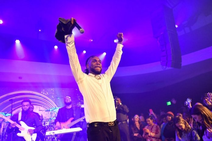 Wizkid And Burna Boy Becomes Grammy Awards Recipients- Brand Spur Nigeria