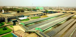 Nigerian Breweries Commissions New Solar Plant In Ibadan-Brand Spur Nigeria