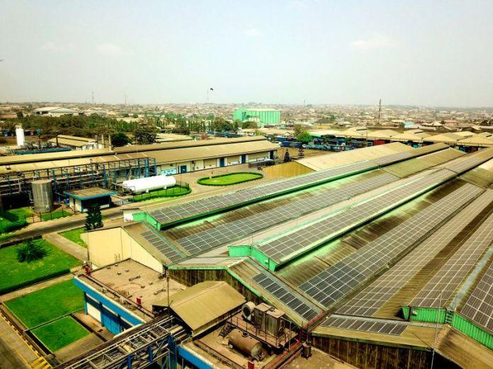 Nigerian Breweries Commissions New Solar Plant In Ibadan-Brand Spur Nigeria