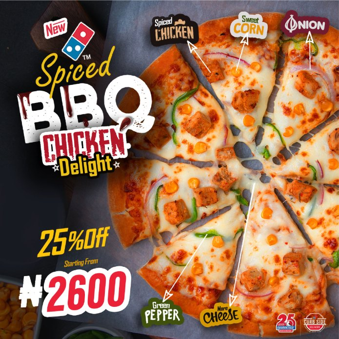 Celebrate A Sheroe Today With Domino's Pizza Oga Madam Deal!-Brand Spur Nigeria