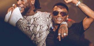 Wizkid And Burna Boy Become Grammy Awards Recipients- Brand Spur Nigeria