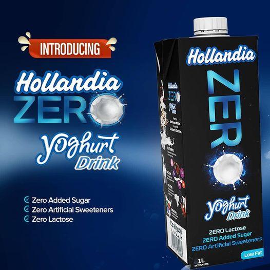 CHI Limited Introduces Hollandia Zero Yoghurt Brandspurng1
