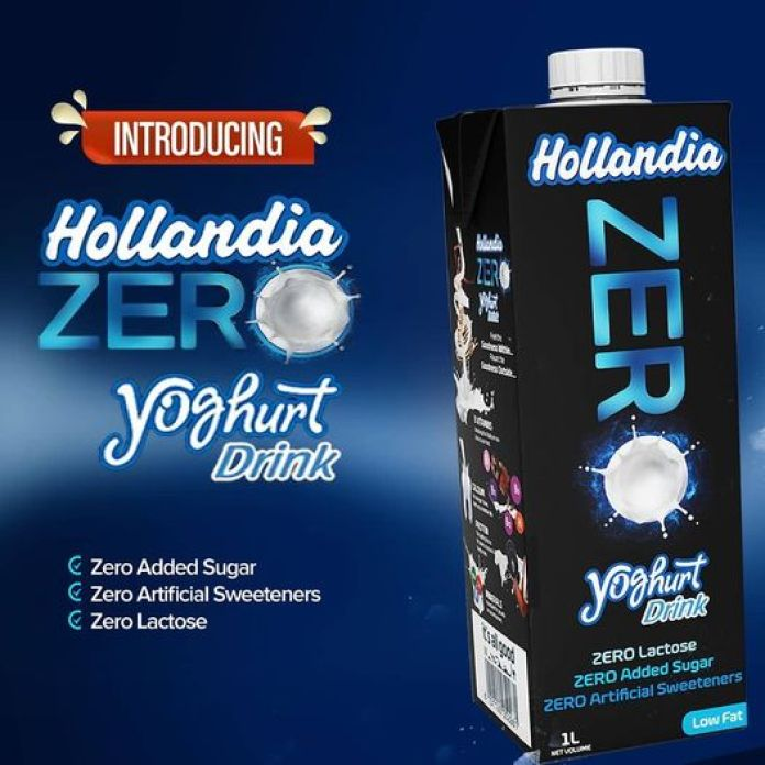 CHI Limited Introduces Hollandia Zero Yoghurt Brandspurng1