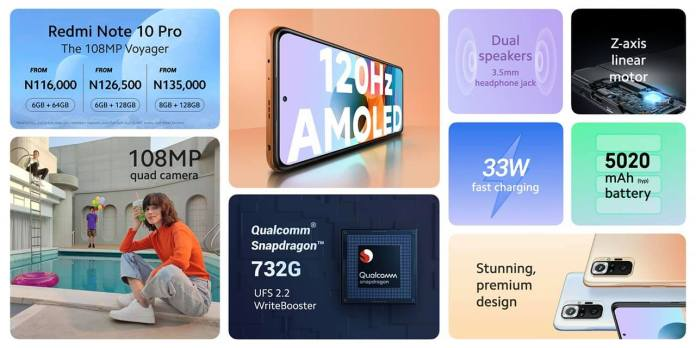 #ChallengeYourBoundaries Xiaomi Unveils Redmi Note 10 Series in Nigeria Brandspurng1