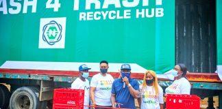 "Coca-Cola Unveils ""Cash 4 Trash"" Initiative In Lagos To Promote Environmental Sustainability-Brand Spur Nigeria"