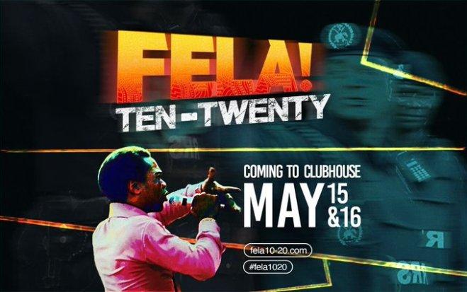 Audio Adaptation Of Broadway Musical 'FELA!' -Brand Spur Nigeria
