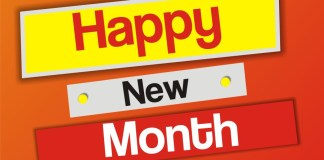100 Happy New Month Messages, Wishes, Prayers For April, 2021-Brand Spur Nigeria