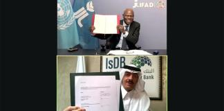 IFAD And The Islamic Development Bank Commit $500 Million To Address Hunger And Climate Change-Brand Spur Nigeria