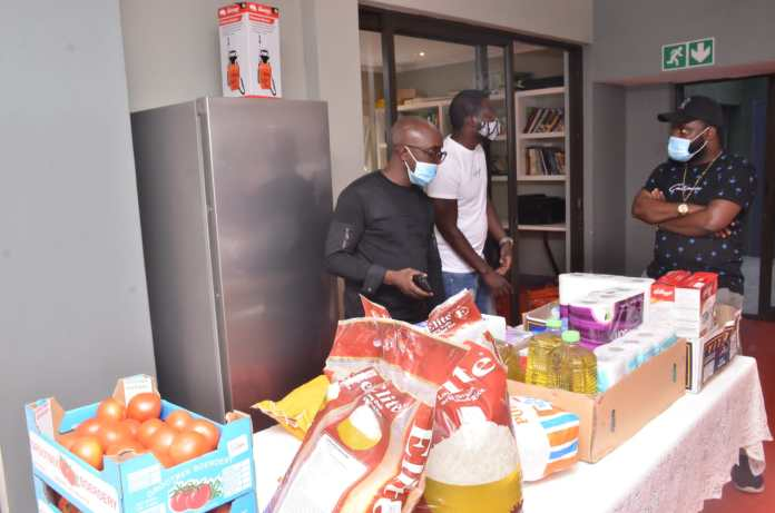 Nollywood Actor in Diaspora, Ukwa South celebrates Birthday with Orphans Brandspurng2