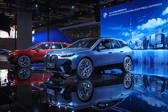 World Premiere For The BMW Ix And The Latest Generation Of BMW - Brand Spur