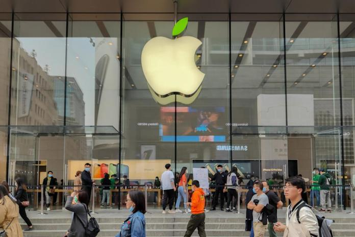 Apple Revenue Up 54% In March Quater, Records New All-Time High-Brand Spur Nigeria