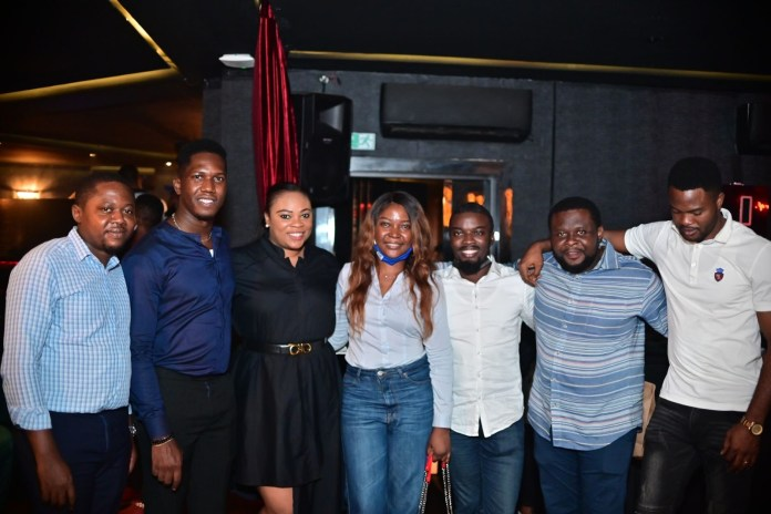 Friends And Family Toast To Amaju Pinnick's Career As He Moves On To FIFA Council Position (Photos)
