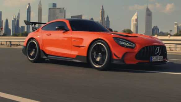"""What You Need To Know About The """"Are you AMG-ready?"""" Mercedes Campaign-Brand Spur Nigeria"""