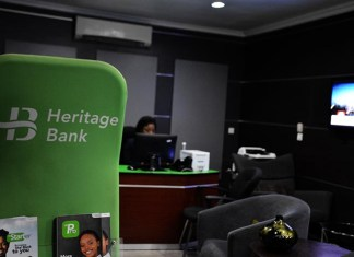 What You Need To Know About Heritage Bank Salary Advance Loan-Brand Spur Nigeria