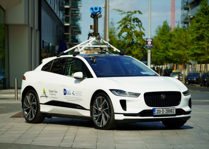 Jaguar Land Rover, Google Measure Dublin Air Quality With All-Electric I-Pace-Brand Spur Nigeria