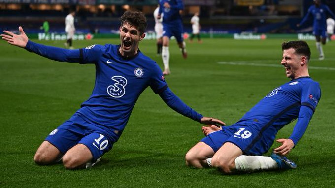 Chelsea Whip Real Madrid To Reach Champions League Final-Brand Spur Nigeria